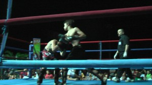 Kick Box & Muai Thai στον Πόρο