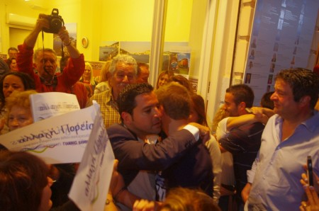 Yannis Dimitriadis Elected New Poros Mayor